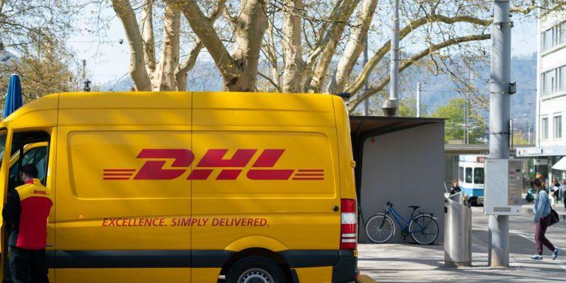 Anlita DHL för pålitliga leveranser